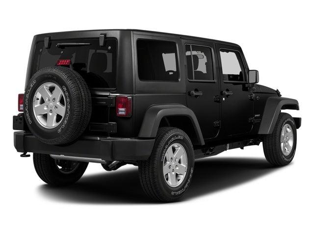2017 jeep wrangler unlimited sport in glendale ca los angeles